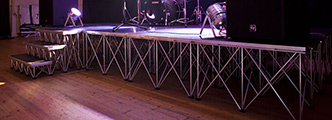 Hire a stage in Hertfordshire